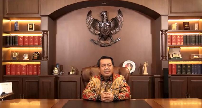 Pesan dan Apresiasi Ketua MA untuk 4 lingkungan Peradilan se – Indonesia