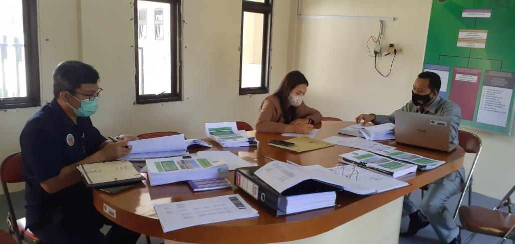 Kegiatan Asesmen Internal Pengadilan Negeri Manna